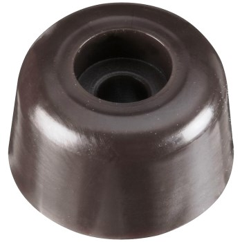 "National 225375 Brown Bumper ~ 1/2"" High X 7/8"" Wide"