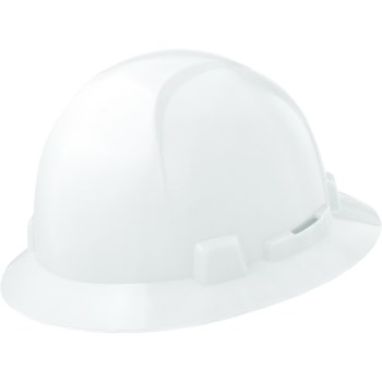 Hbfe-7w White Hard Hat