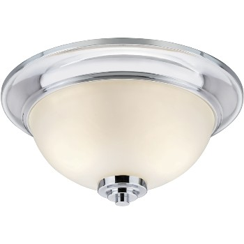 Avalon Ceiling Fixture ~ Chrome