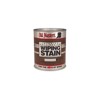 Wiping Wood Stain, Spanish Oak ~ 1/2 Pint