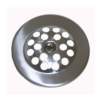 Chrome Plated Snap In Shower Drain