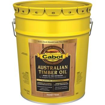 Cabot - Valspar Corp 140.0003458.008 05-3458 5g Aust Timber Oil