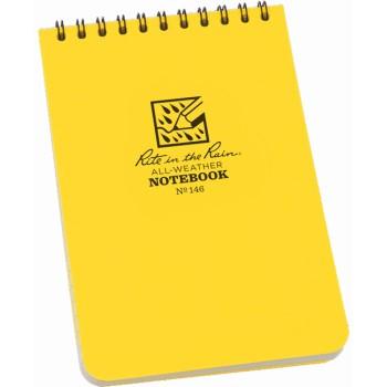 Jl Darling Llc 146 4x6in. Top-Spiral Notebook