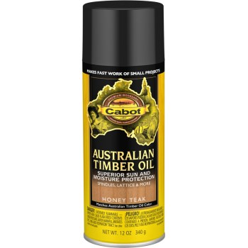 UPC 080351000393 product image for Cabot 140.0003458.076 3458 Sp Teak Aust Timber Oil | upcitemdb.com
