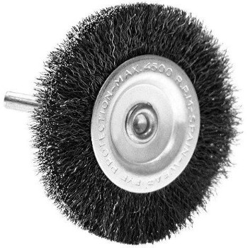 2-1/2 Fine Radial Brush