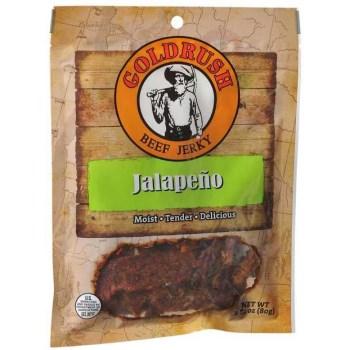 Medina Foods Inc 72129 2.85oz Jalp Beef Jerky