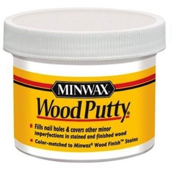 Minwax 13616 Wood Putty, White ~ 3.75 oz.