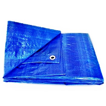 Multiple Use Tarp, Blue  ~ 20 x 30 ft.