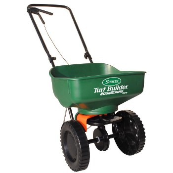 Turf Builder EdgeGard Spreader