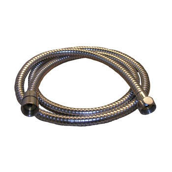 "Shower Hose, 59"" - stainless steel"