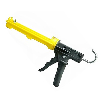 Dripless Inc ETS2000 Contractor HD Caulk Gun, holds 10 ounce tubes