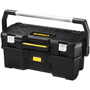 "DeWalt Branded 24"" Tote w/Removable Power Tools Case"