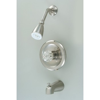 12-2597 Sn Tub/Shwr Faucet