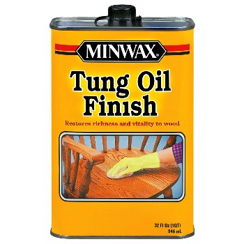 Tung Oil Finish - Quart