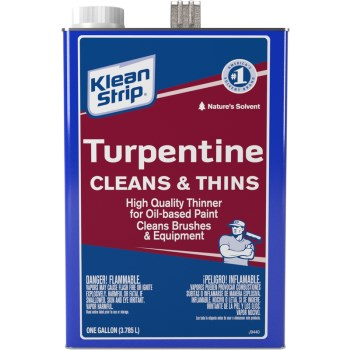 Klean-Strip GGT69 Pure Gum Spirits Turpentine ~ Gallon