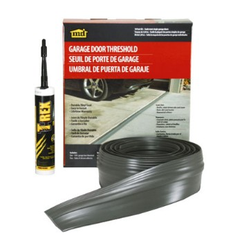 Garage Door Threshold Kit - 10'