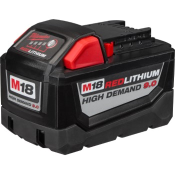 RedLithium High Demand 9.0 Battery Pack ~ 18v
