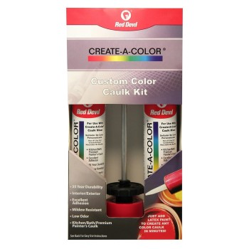 Create-A-Color Caulk Kit