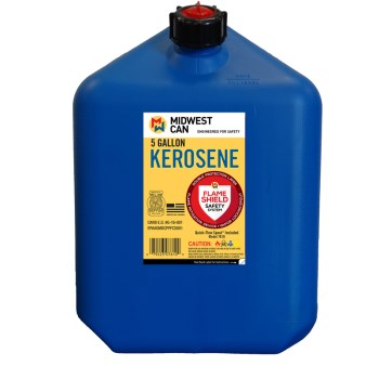 7610 5 Gallon Kerosene Can