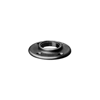 Buy the anvil mueller 8700163853 floor flange black steel for 1 black floor flange