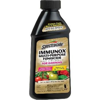 Spectracide 61000 Immunox Multi-Purpose Fungicide Concentrate ~ 16 0z