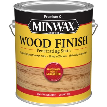 Wood Finish ~ Cherry,  Gallon