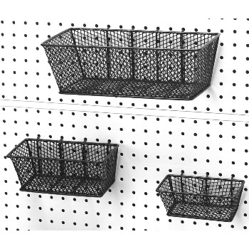 Bulldog Hardware 131595 Basket Pack, Metal Mesh ~ 3 Pieces