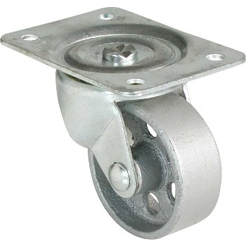 Swivel Wheel Caster, Industrial ~  3""