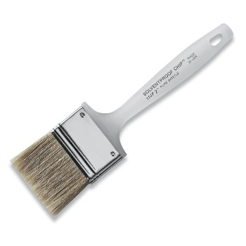 Chip Brush, Solvent Proof ~ 2 - 1/2""