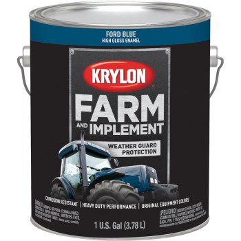 Krylon K01967000 1967 1g Ford Blue Paint
