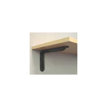 Black Shelf Bracket
