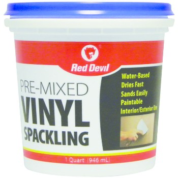 Qt Vinyl Spackle