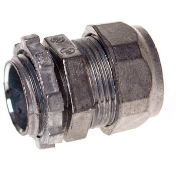 Compression Connector EMT, 3/4 inch