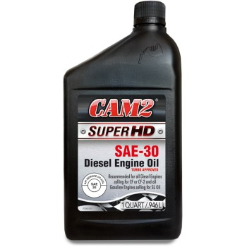 Motor oil in hydraulic system for Hd 30 motor oil