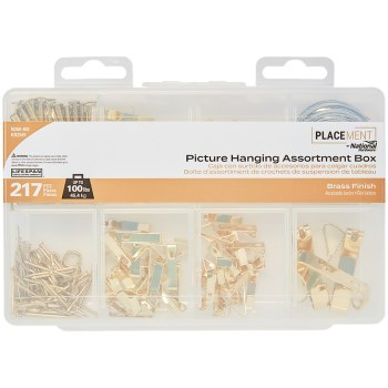 Kb2549 217pc Pic Hang Kit