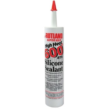 600* Red Rtv Silicone