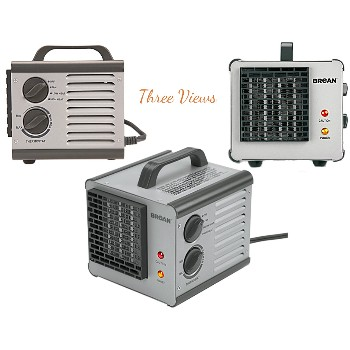 Big Heat Portable Electric Space Heater