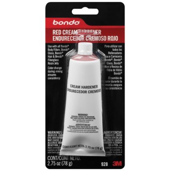 3M 00913 .75oz Red Cream Hardener