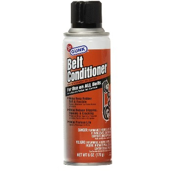 Gunk M2-06 Belt Conditioner/Dressing - 6oz Spray