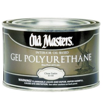 Gel Polyurethane - 1 Pint ~ Clear