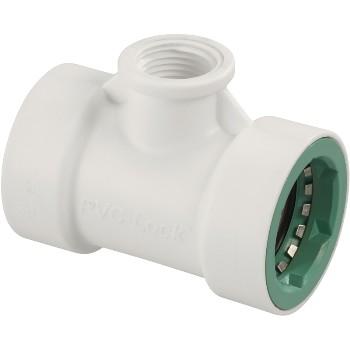 Orbit Irrigation  35671 1x1/2in. Pvc-Lock Tee
