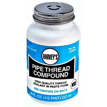 Pipe Thread Compound ~ 8 oz