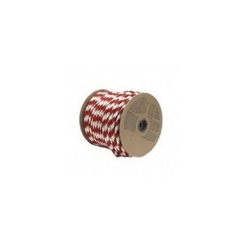 Derby MFP Rope, Red/White  5/8 inches x 200 feet