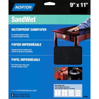 Handy Pack Wet Fine, 9 x 11 inch, V