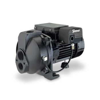 Simer Convertible Deep Well Jet Pump ~ 1/2 HP
