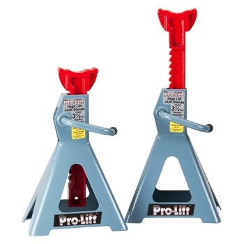 Pro-Lift® High Lift Jack Stands ~ 3.5 Ton