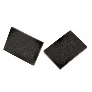 """3M 051115070570 Pro-Pad 60 Grit Sanding Sponge ~ 4"""" x 2-7/8"""" x 1/2"""""""