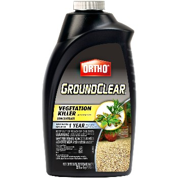 GroundClear Vegetation Killer Concentrate ~ 32 oz