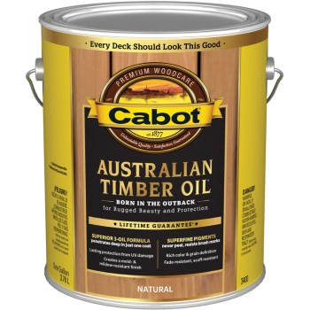Australian Timber Oil,  Natural ~ Gallon