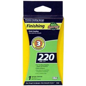 Ali Industries 7302-20 Sanding Sponge, Jumbo 220